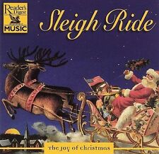 Sleigh Ride [Reader's Digest] by Various Artists (CD, Aug-1998, Reader's...