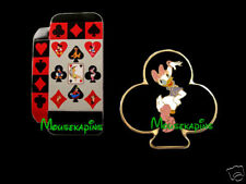 Daisy on Club Playing Card Disney Japan 2003 Boxed Pin