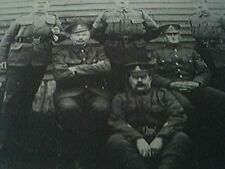 ww1 world war one reprint picture - 11th border regt prees heath