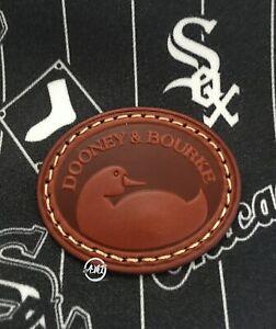 NWT Dooney & Bourke Chicago White Sox Addition Tote Bag & Stadium Wristlet Black