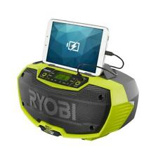 Ryobi Hybrid Stereo Radio Bluetooth Wireless Technology 18-Volt (Tool Only) NEW