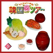 Rare! Re-ment Miniature Korean Groceries No.3 Korean Pickled Cabbage (Kimchi)