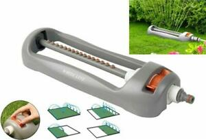 Compact Oscillating Sprinkler for Garden Lawn/Grass Watering - 312m2