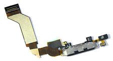 Original iPhone 4s hembrilla de carga terminal, conector USB sistema flex Charger micrófono