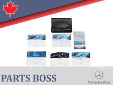 Mercedes-Benz M R-Class 2006 OEM Owners Manual Set w/Case