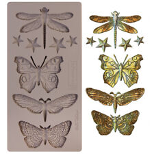 CeCe ReStyled INSECTICA & STARS Re-Design Prima Decor Moulds Mold 5X10 #652432