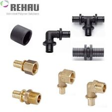 Rehau Rautitan Fittings - Universalsystem für Trinkwasser und Heizung