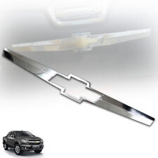 FIT CHEVROLET COLORADO CHEVY 12-2016 COVER TAILGATE DOOR HANDLE CHROME ABS SET