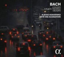Concerti a Flauto Traverso Obligato, New Music