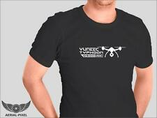 Yuneec Q500 4K T-Shirt Black and White S, M, L, XL 2XL Quadcopter Drone Chroma