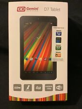 """Gemini Devices D7 Tablet 4GB, Wi-Fi, 7"""" - White - New"""