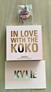 Brand New Koko Kylie Jenner Liquid Lip Kollection & Glitter Lips Keychain