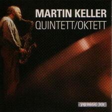 Martin Keller Quintett/Oktett (Die Großwildjagd, Bezauberndes Berlin) CD 1993