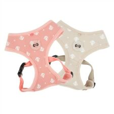 PUPPIA DELUXE DESIGNER ERNEST  PINK OR BEIGE ANCHOR DOG PUPPY HARNESS S, M & L