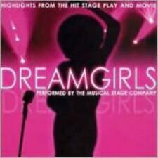MUSICAL STAGE COMPANY: DREAMGIRLS: MUSICAL HIGHLIGHTS FROM THE HIT STAGE (CD.)
