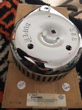 S&S chrome Slasher air cleaner cover Super E/G carb Item# 664