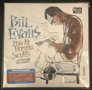 Evans Bill Live At Ronnie Scott's Doppio Vinile Lp 180 Grammi Nuovo Rsd 2020