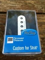Seymour Duncan SSL-6 Custom For Strat PICKUP White for Fender Stratocaster
