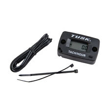 Tusk Tach/Hour Meter Dirt Bike ATV Dual Sport Hour Tracker IP67
