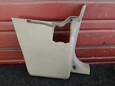95 96 1997 VOLVO 960 WAGON RIGHT FRONT KICK PANEL OEM BEIGE