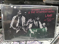 JOHNNY THUNDERS & THE HEARTBREAKERS - LAMF Live at Village Gate Cassette sealed