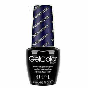 OPI All New Gel color Soak Off UV/LED Gel Nail Polish Base Top Coat 15ml 0.5oz