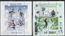 Chad 887-96 Sports and Olympics Mint NH