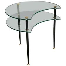 Side Table by Eduardo Paoli made in Italy by Vitrex