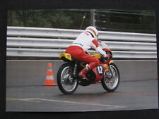 Photo Maico 125 RS #12 Wolfgang Müller (GER) Bikers' Classics Spa-Francorchamps