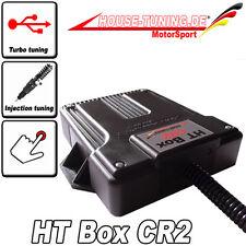 Centralina aggiuntiva Chiptuning HT Box CR2 BMW 330d 530d 730d 231 cv M57D30O2