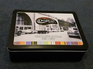 Darrell Lea - Celebrating 90 Years Tin - Excellent Condition