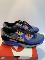 Nike Air Max 90 QS ACG Persian Violet Pollen /Rise Mens Sz 9.5 CN1080-500
