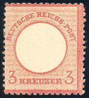 DR 1872, MiNr. 25, sauber ungebraucht, gepr. Pfenninger, Mi. 30,-