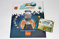 PANINI COPA AMERICA ARGENTINA 2011-ALBUM VUOTO EMPTY ALBUM VUOTO VIDE MINT!