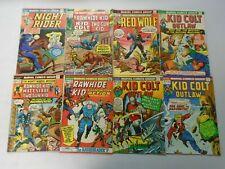 Bronze age Western comic lot 26 different avg 5.0 VG FN (Marvel)