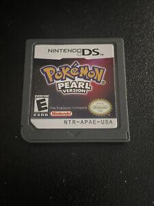 Pokémon: Pearl Version (DS, 2007)