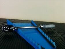 Am295 New Snap On 38 Silver Long Hard Handle Dual 80 Ratchet Fhld80 Titanium