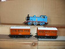 Hornby Thomas the Tank Engine with Annie & Clarabel Coaches, not boxed