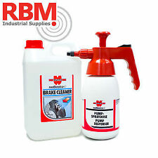 WURTH BRAKE CLEANER & PUMP BOTTLE COMBI DEAL