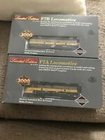 Proto 2000 F7a And F7b Locomotive H.O. Scale, DCC And Sound, Train Mint