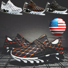 Men's Sports Running Tennis Shoes Casual Sneakers Athletic Jogging Tennis Gym
