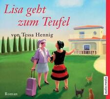 Hennig, T: Lisa geht zum Teufel/4 CDs von Tessa Hennig (2013)