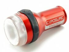 Exposure Lights TraceR USB Rechargeable Rear Cycle Light with New Daybright Mode