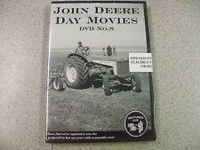 John Deere Day Movie DVD #8 Two-Cylinder 30Series 830I 840 1959JD Harvester Work