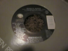 "GUNS N ROSES - YESTERDAY 7"" 45 EXCELLENT"