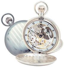Woodford Swiss-made Mechanical Full-hunter Pocket Watch 1061 Men's Separate