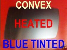 MERCEDES W210 E-CLASS 1995-99  WING MIRROR GLASS BLUE CONVEX HEATED
