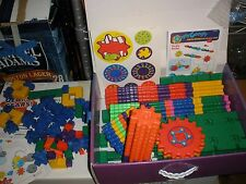 LOT Learning Resources Gears! Gears! Gears! 161 pieces Building Construction Toy