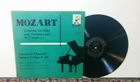 Mozart: Piano Concerto No 5, Concerto for Oboe and Strings, LP - 1955, Classical