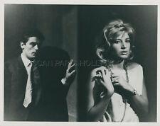 ALAIN DELON MONICA VITTI L'ECLISSE 1962 ANTONIONI VINTAGE PHOTO ORIGINAL